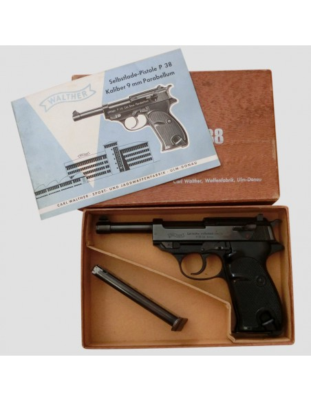 Walther P 38, Ulm