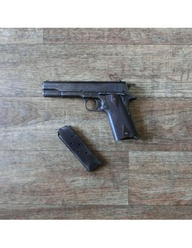Colt 1911 (originální M 1911 vyrobený v roce 1918)